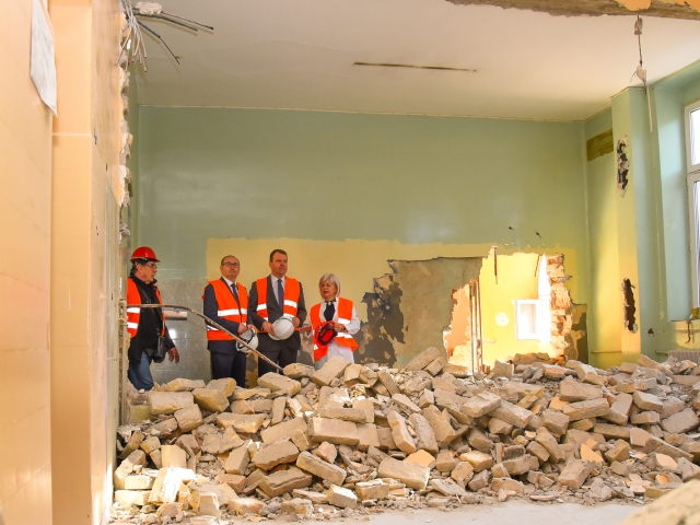 Obilazak Kliničkog centra Vojvodine (6)