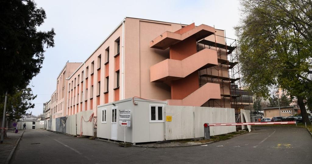 Obilazak radova na rekonstrukciji Klinike za ginekologiju i akušerstvo (1)