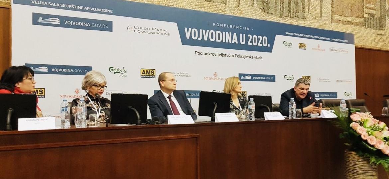 Vojvodina u 2020 I